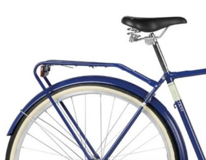 le grand rower miejski męski bagażnik william 2