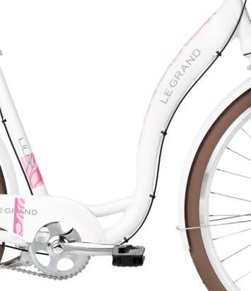 le grand rower miejski lille 5 rama aluminiowa