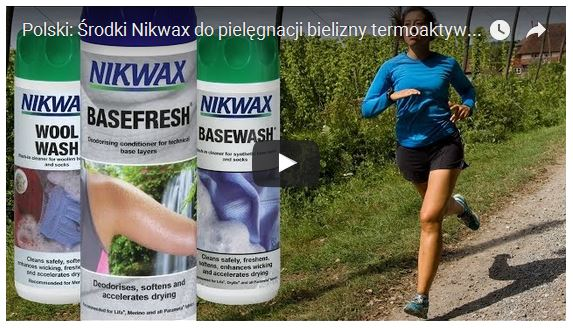 Film o Nikwax Base