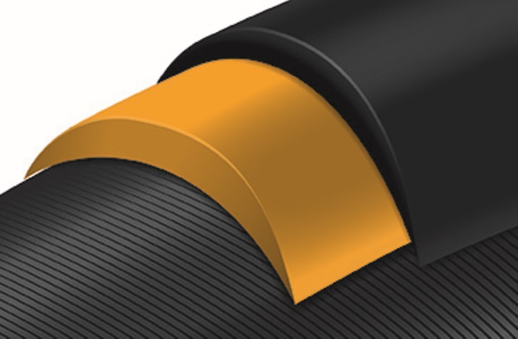 Wkładka antyprzebiciowa Extra Puncture Belt
