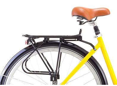 rower miejski romet moderne 7 siodło