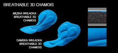 Breathable Chamois