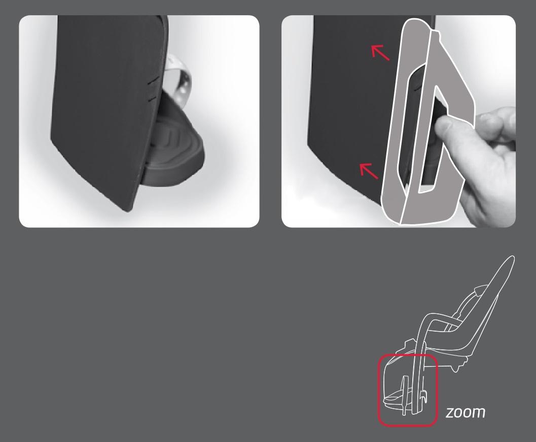 hamax carrier ochrona stopy