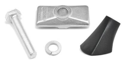 Pletscher Standard zestaw