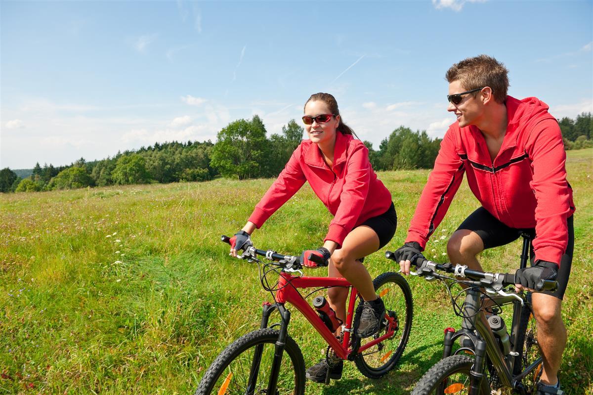 Jak schudnąć, jeżdżąc na rowerze?